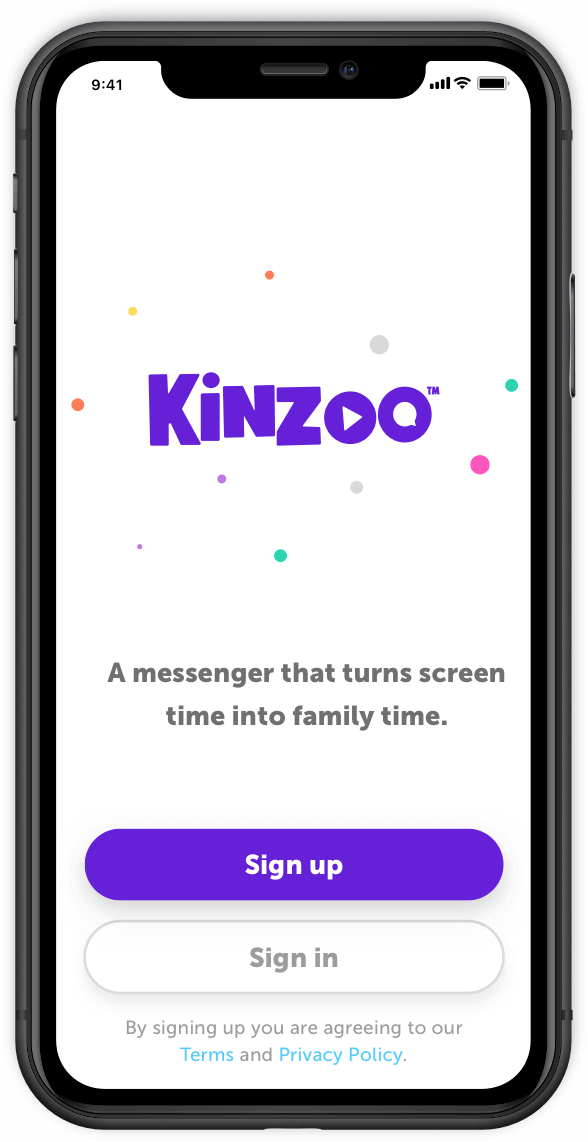 Kinzoo   A Messaging App For Families