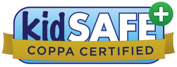 Kinzoo (mobile app) is certified by the kidSAFE Seal Program.